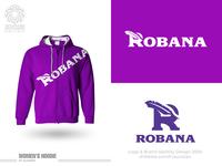Robana women s clothing logo logotype beautiful branding design identity logo boutique style fashion brand clothing