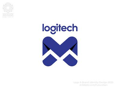 Logitech MX design 2 branding design identity brand series master logo logitech