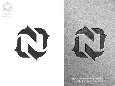 Letter N logo brand logotype symbol design buy logo logo branding simple fashionable stylish identity letter