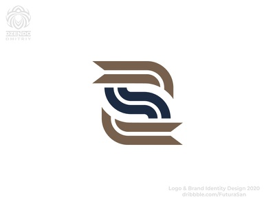 Letter S And Flags Logo letter logotype brand symbol stylish modern logo identity flags fashionable design buy logo branding beautiful