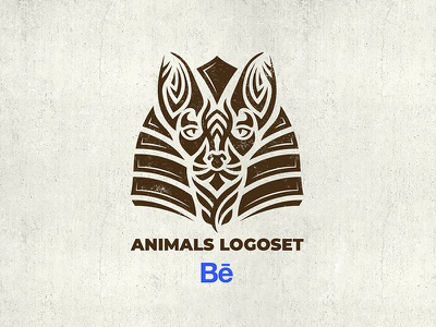Animals logoset logotype design beautiful logo branding selection animal behance logoset