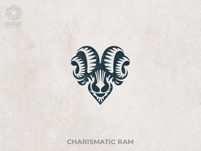 Ram logo beautiful logodesigner buy logo branding logo animals logo ram