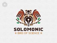 Bird Of Science Logo