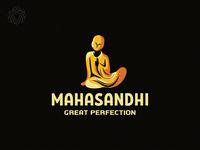 Mahasandhi Great Perfection Logo