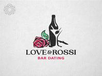 Logo Bar Dating Loverossi