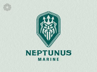 Supreme Sea God Logo