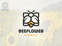 Beeflower Logo