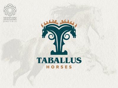 Taballus horses logo