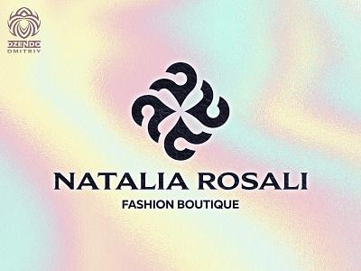 Fashion boutique logo symbol branding design beautiful logotype identity brand logo elegance beauty salon boutique fashion