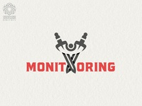 Security monitoring logo