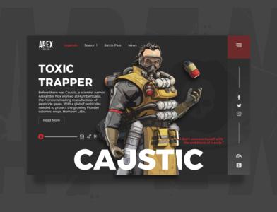 Apex Legends-Caustic