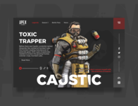 Apex Legends-Caustic