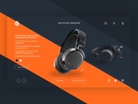 SteelSeries - Shop
