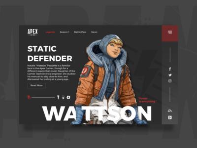 Apex Legends-Wattson