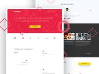 Lunchroom — homepage