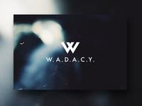 wadacy website concept visual