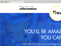 Informatica, REV Marketing Page