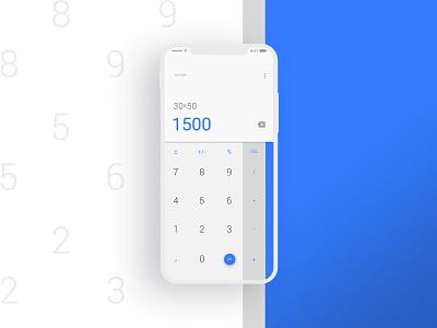 4 calculate ux icon design vector app app design web