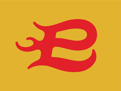 PB Flame Monogram