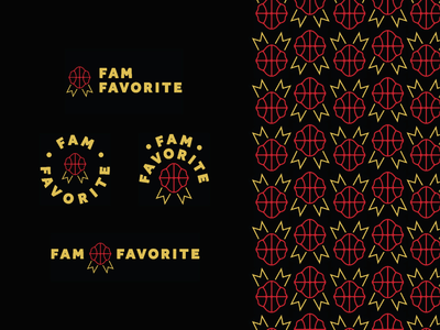 Fam Favorite Logo Options