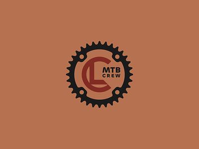 CL MTB Crew monogram mountain bike gear bike chainring