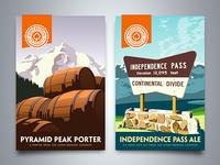 Aspen Brewing Company Artwork