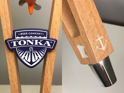 Tonka Tap Details
