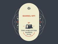 Barrel No.1