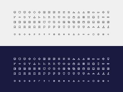Show your math icon set iconography iconset icon icons