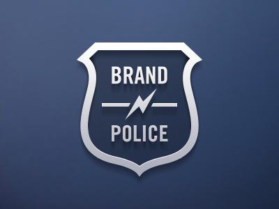 Brand police