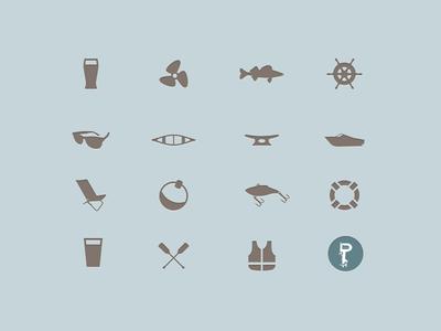 "Tonka Beer ""Enjoyment"" Icons"