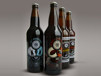 Aspen Brewing Co. Bombers