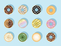 Doughnut Series 01