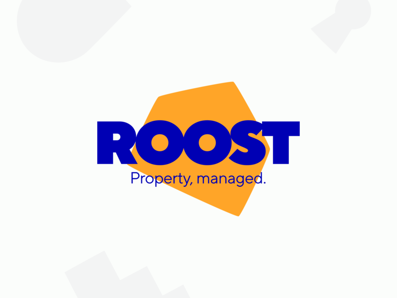 Roost Brand Identity logo design identity graphic graphic design creative clean brand brand design branding and identity typography branding logo design