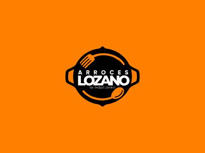 Logo arroces   Lozano logo graphicdesing