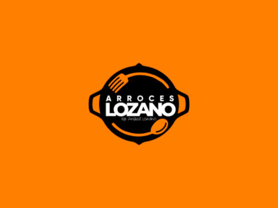 Logo arroces   Lozano logo graphicdesing
