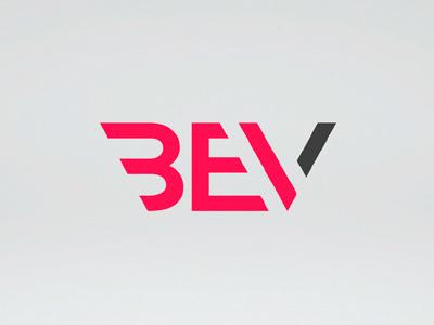 Bevshop typography typogra photoshop illustrator monogram logo