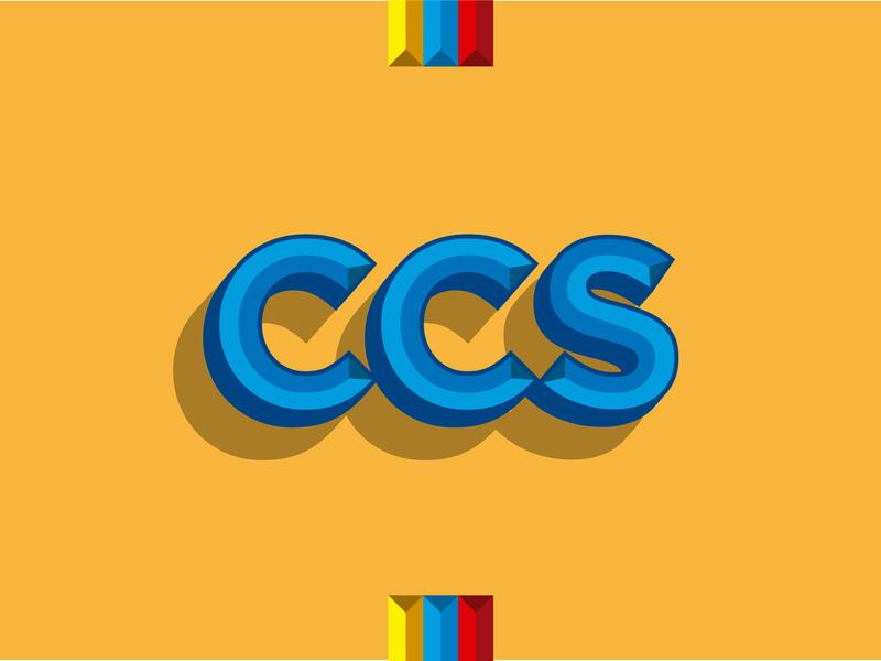 Ccs typography dribbble type desing branding vector adobeillustrator llettering illustration photoshop design graphic illustrator typography logo