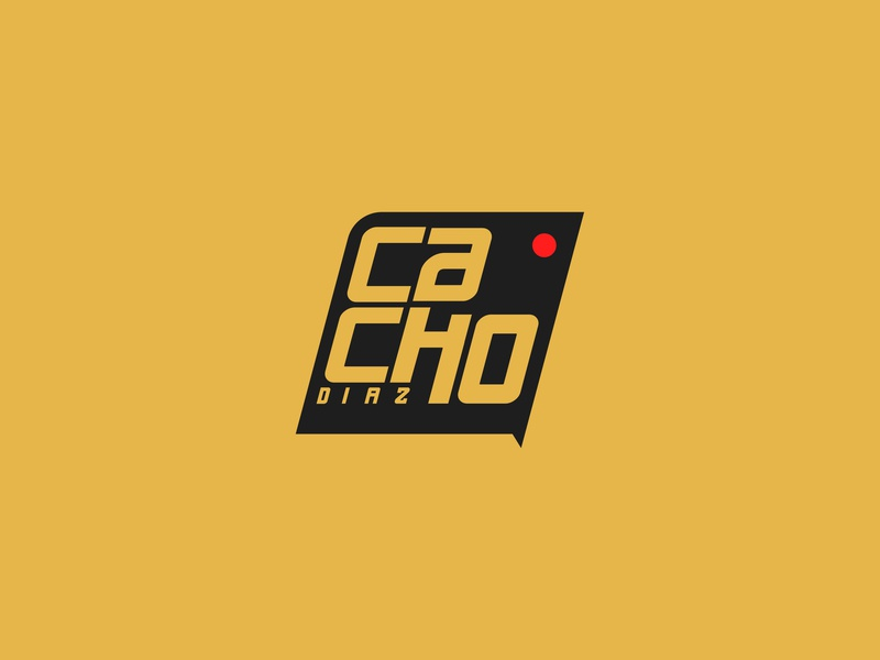 Cacho diaz behance dribbble vector ui branding llettering photoshop illustrator typography logo