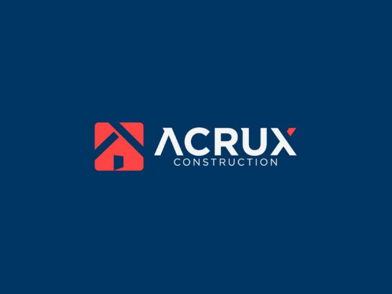 Acrux Construction By Rc Disenos On Dribbble,Creative Graphic Designer Resume Pdf