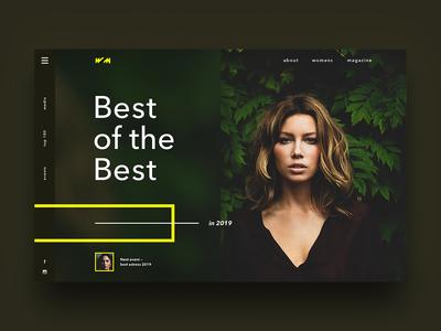 Promo site