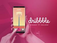 Daily UI #097 & Dribbble Invite