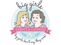 Big Girls Logo