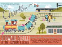 Chamblee Sidewalk Stroll