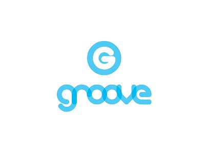 Groove Digital Music Logo logotype illustration design brand dailylogochallenge logomark branding logo