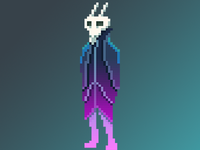 Death Pixel Character