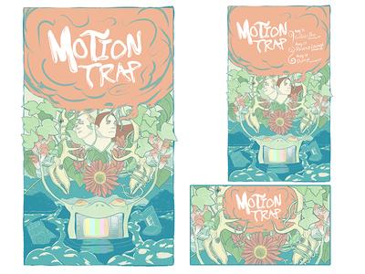 Motion Trap Tour Poster
