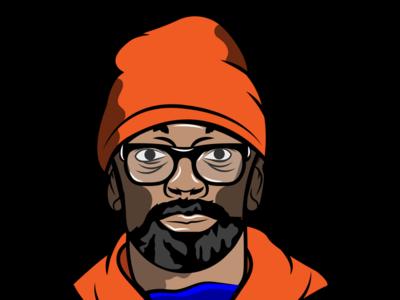 Spike Lee Portrait