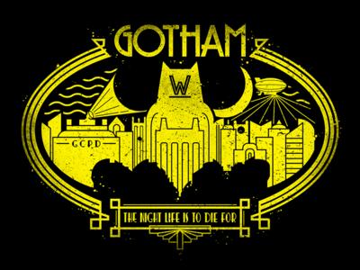 Gotham Deco