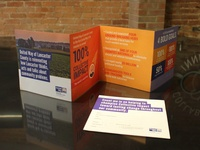 Brochure for United Way of Lancaster County